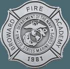 Marine Corps Fire Academy Pin