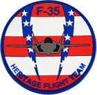 Heritage-Flight-Team-PVC-Military-Patch