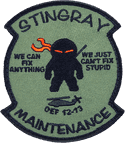 Stingray-Maintenance-Patch