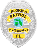 Florida-Patrol-Investigator-Badge-Patch