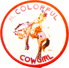 colorful-cowgirl-heat-transfer-photo-patch