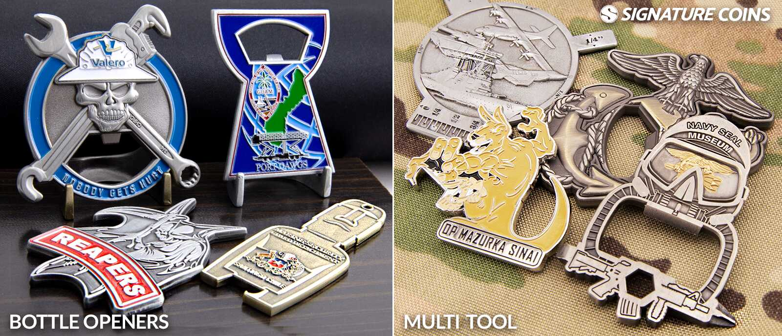 signaturecoins-customshape-Bottle-Openers-Multitool-challenge-coins4