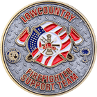 Low Country Firefighter Coins