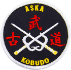 ASKA Kobudo Karate Patch