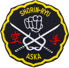 Shorin-Ryu ASKA Karate Patch