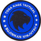 Tora Kage Tactical Karate Patch
