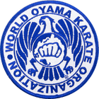 World Oyama Karate Organization Karate Patch