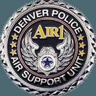 Denver Police Air support unit front