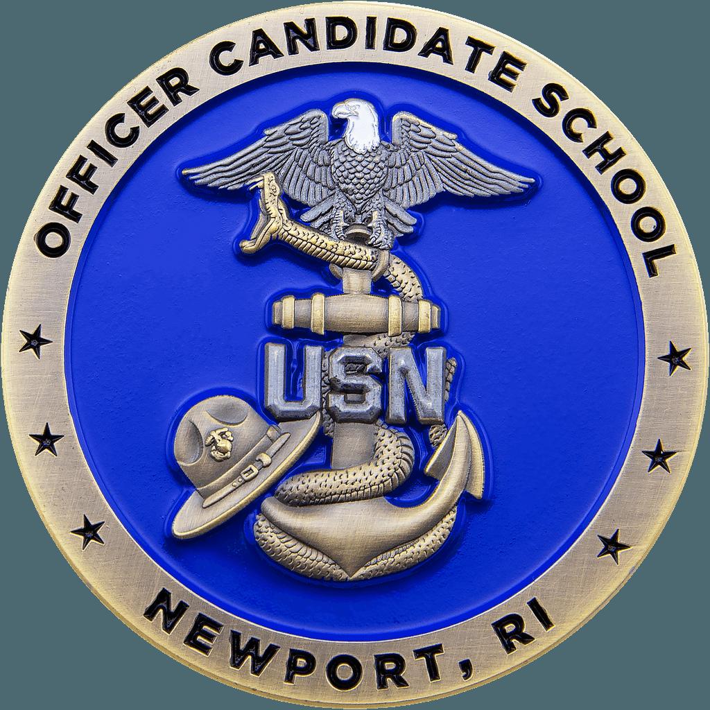 Newport USN Officer Candidate School