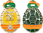 Mustang Submarine Ordinance Navy Challenge Coin