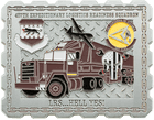 LRS Logistics Readiness Squardron Challenge Coin