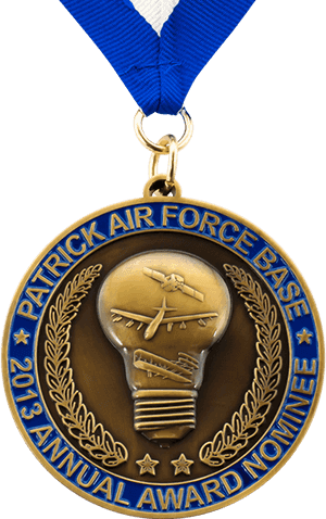 Patrick Air Force Base Award