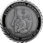 27th Infantry Reunion Commemorative Coin