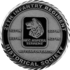 27th-Annual-Reunion-Army-Commemorative-Coin-back