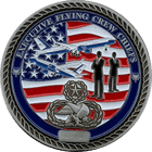 89th Maintenance Unit Executive Flying Crew Chiefs - Front