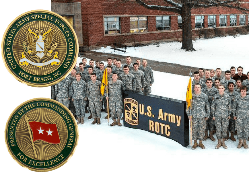 rotc collage