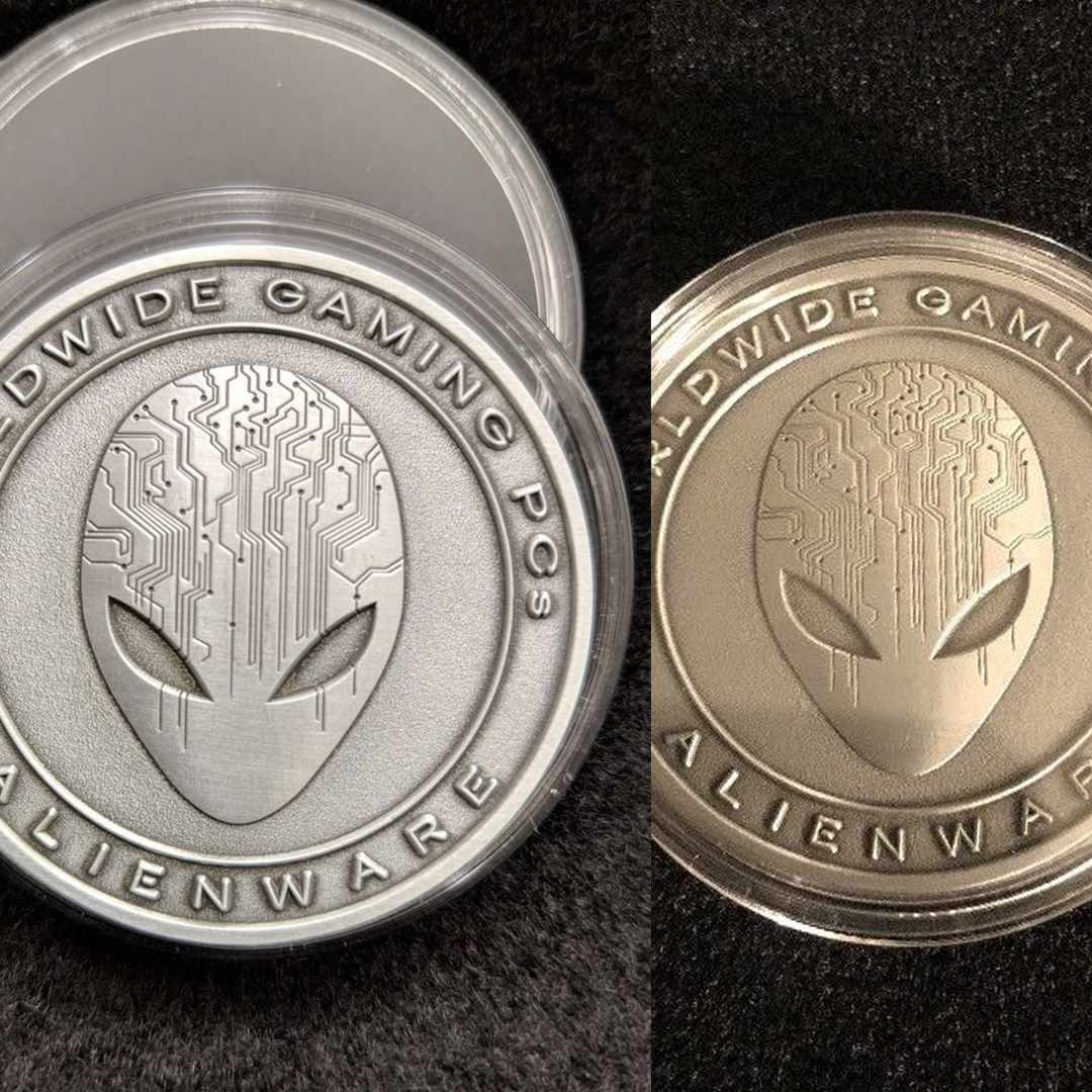 Commemorative Coins - Signature Coins