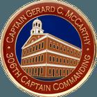Captain Gerard C. McCarthy - Front