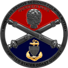 U.S. Coast Guard Gunner's Mate - Back