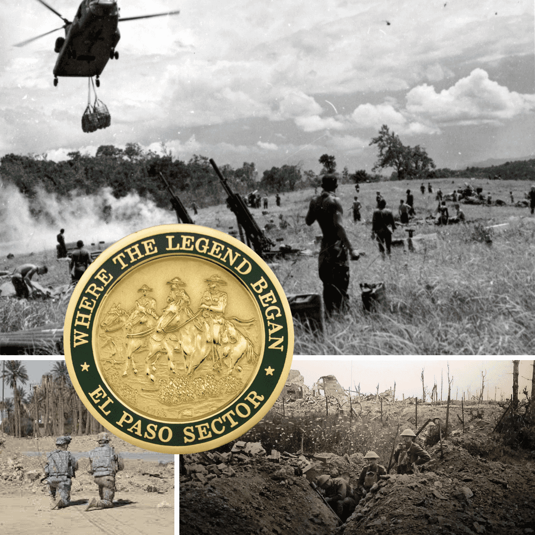 Military Commemorative Challenge Coins - Signature Coins