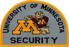 University of Minnesota Security