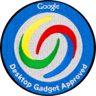 Google Desktop Gadget Approved