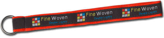 FineWovenLanyard