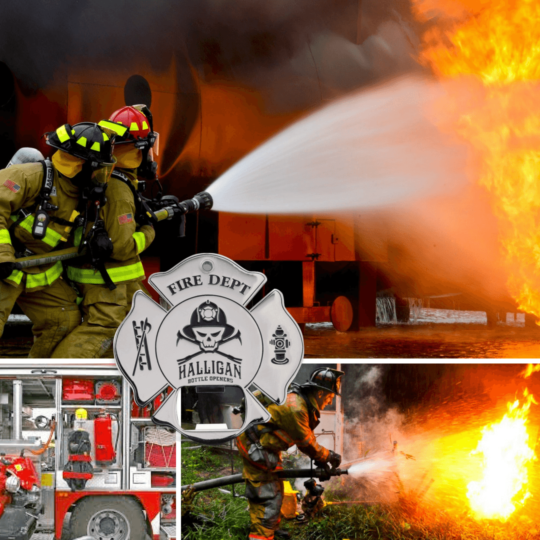 volunteer-firefighter-collage