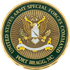 United States Army Special Forces Command - Front