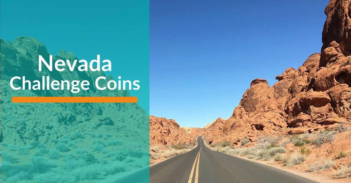 Copper LAS VEGAS METROPOLITAN Police Dept Challenge Coin