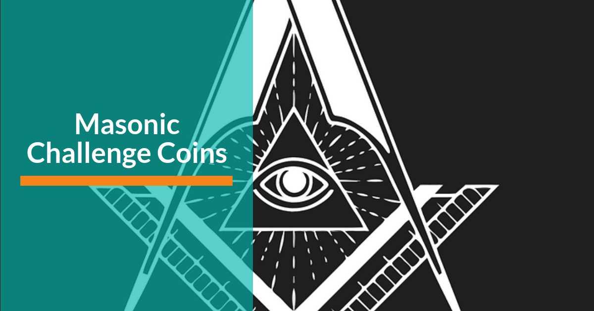 Masonic Challenge Coins - Signature Coins
