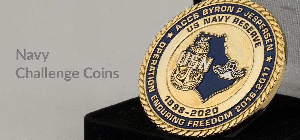 Navy ChallengeCoins