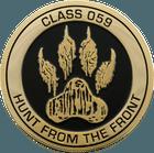 Company 1 Battalion OCS back