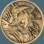 Diabolis Coin Front