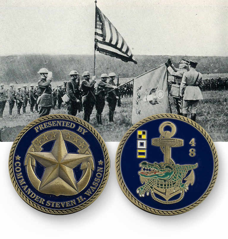 challenge-coin-military-history