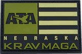 PVC patch ATA Krav Maga Nebraska