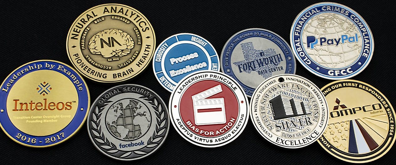 Establishing-Your-Mission-With-Challenge-Coins