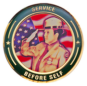 Service Before Self