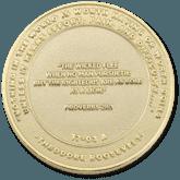 FBI Challenge Coin Side 2