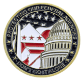 FBI Challenge Coin