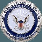 Capt Carl J Stokes USN-front