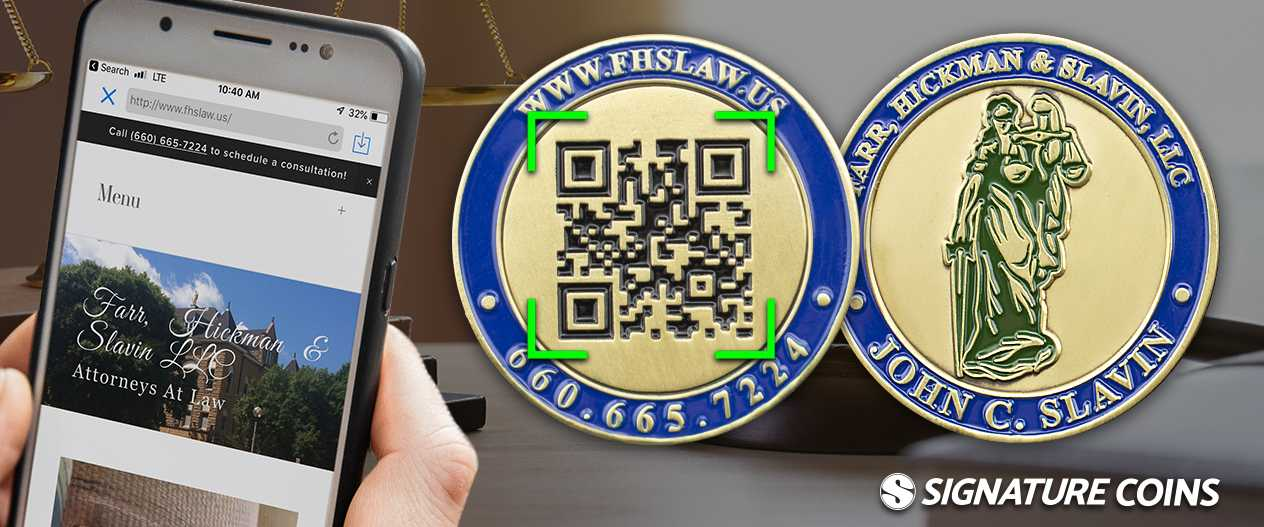 Challenge Coins as Business Cards: Five Reasons to Make the